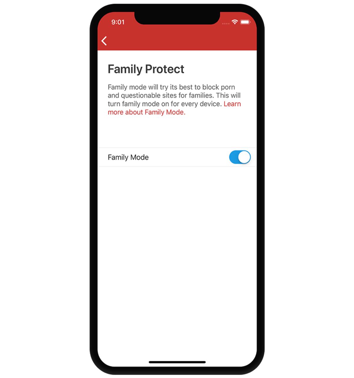 Firewalla Blue - Family Protect Mode