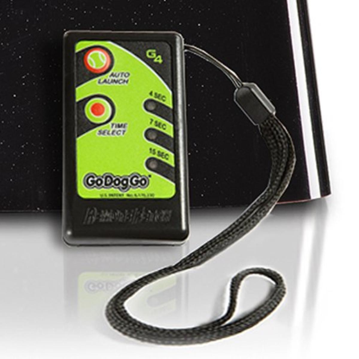 GoDogGo Fetch G4 - Remote's x3 Time Delay Settings