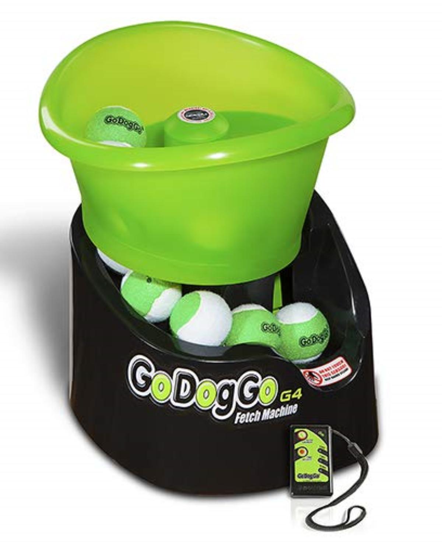 GoDogGo Fetch Machine G4