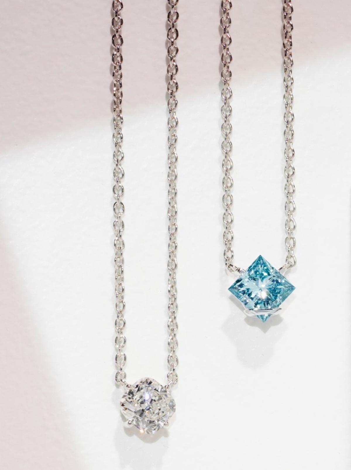 Lightbox Diamond Necklaces