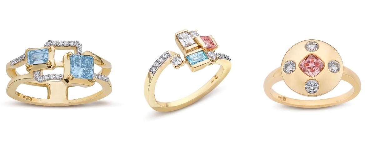 Lightbox Lab Grown Diamonds Ring