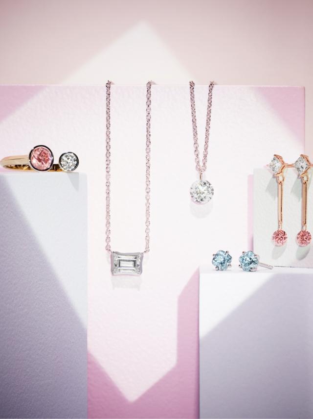 Lightbox Lab Grown Diamonds Jewelry