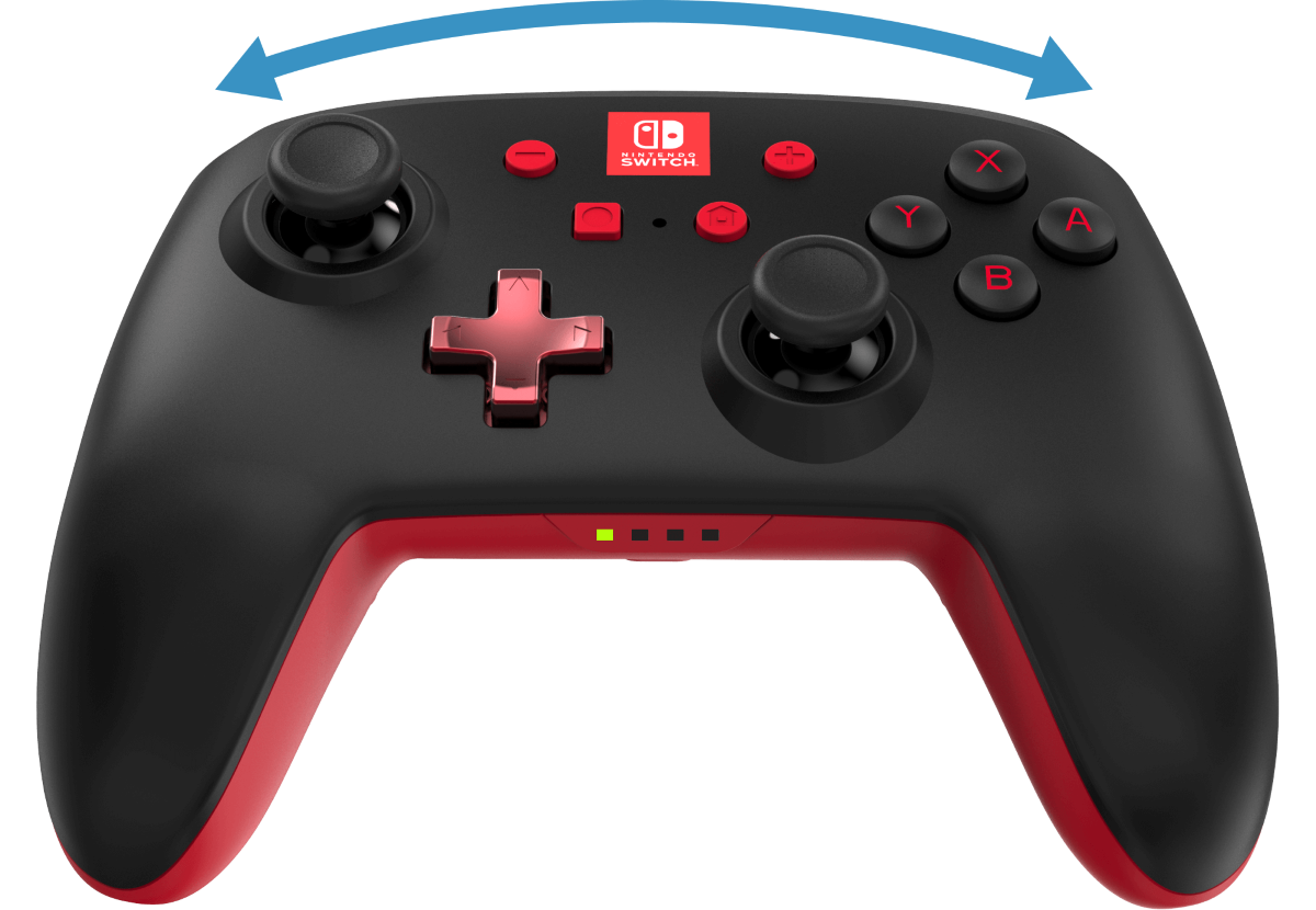 Enhanced Wireless Controller - Integrated Motion Controls