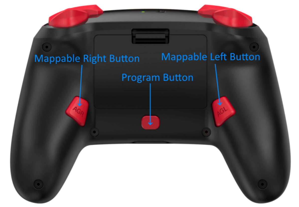 Enhanced Wireless Controller - Advanced Gaming Buttons