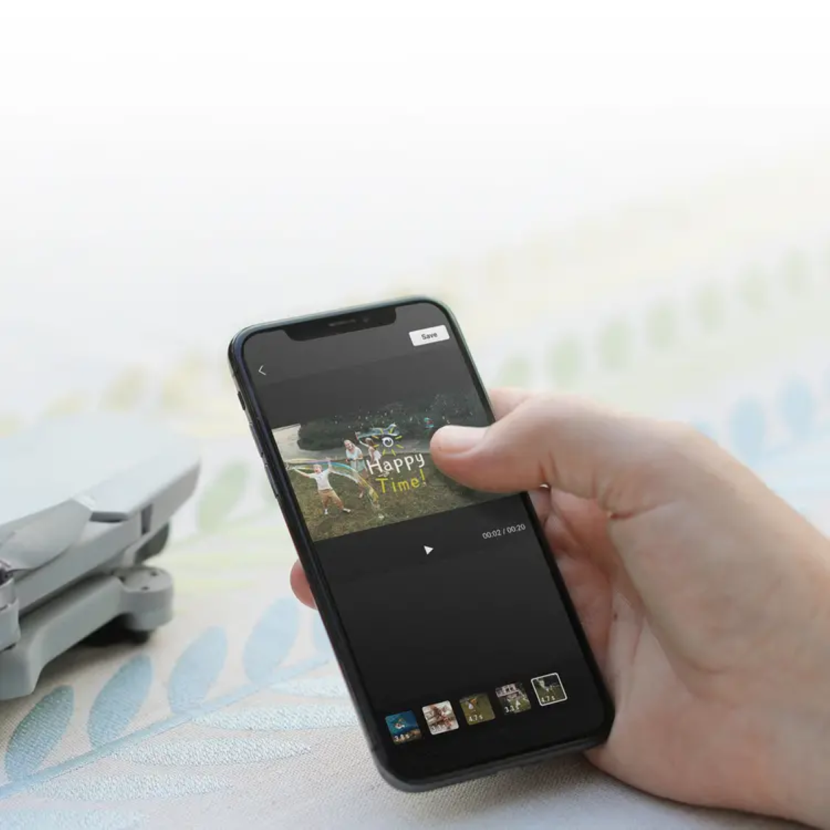 Mavic Mini - Smartphone App