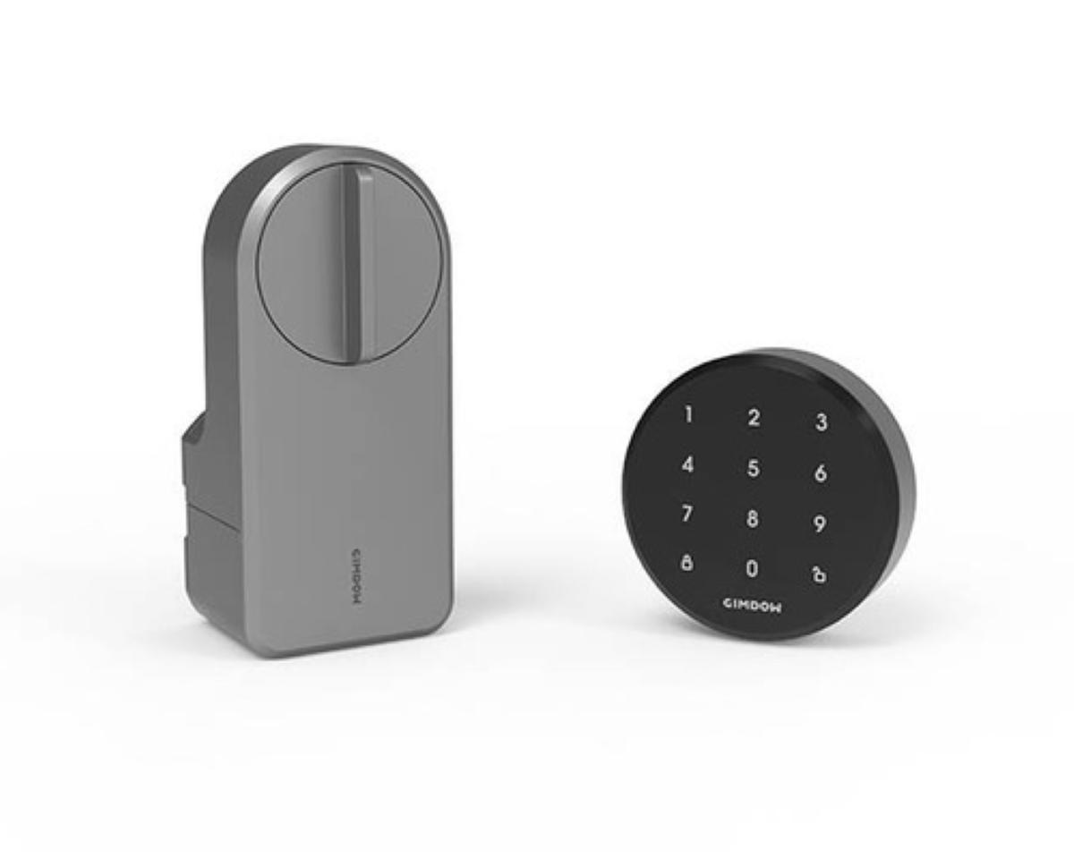 Gimdow Smart Lock - Design