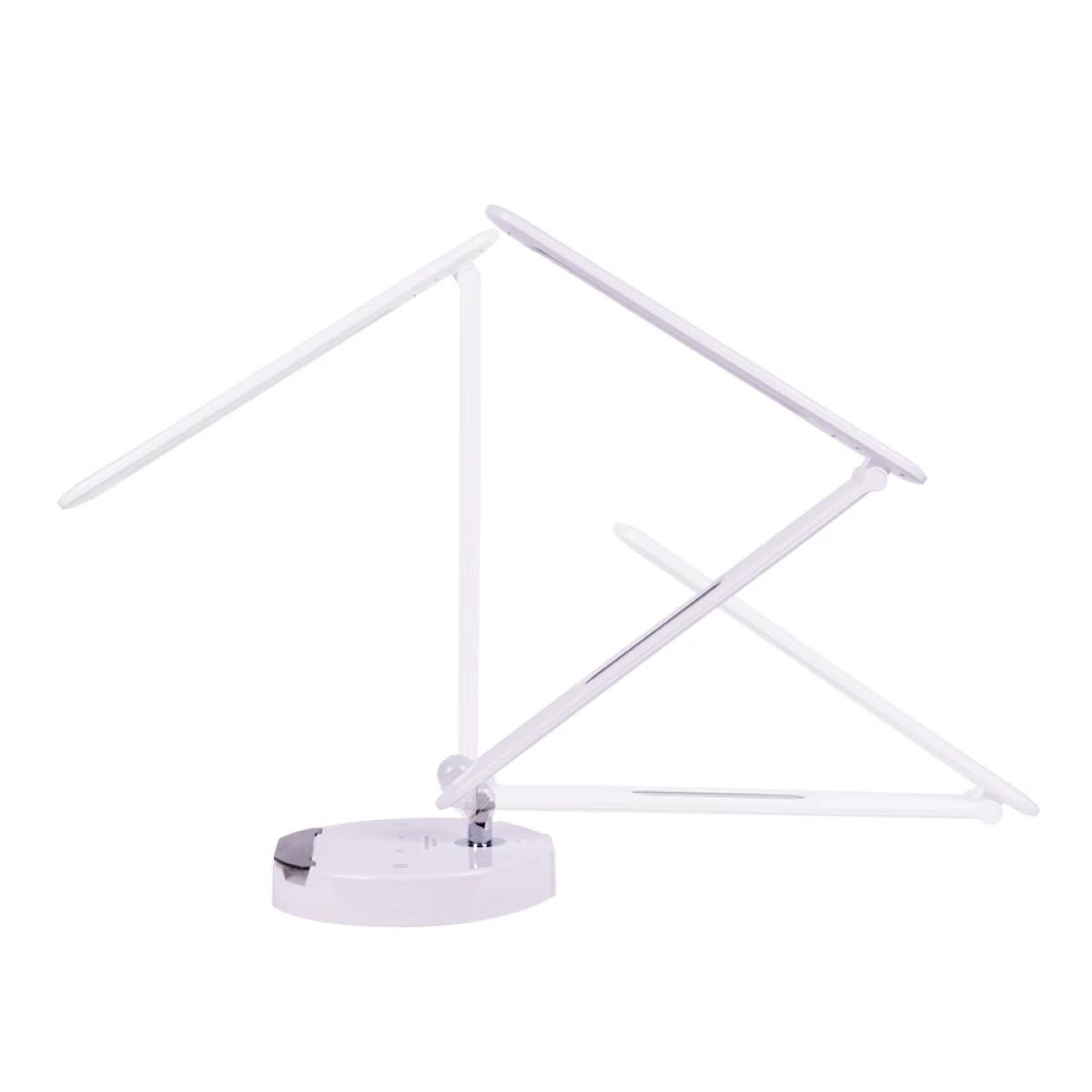 LumiCharge Smart Lamp and Universal Phone Dock - Adjustable Positions
