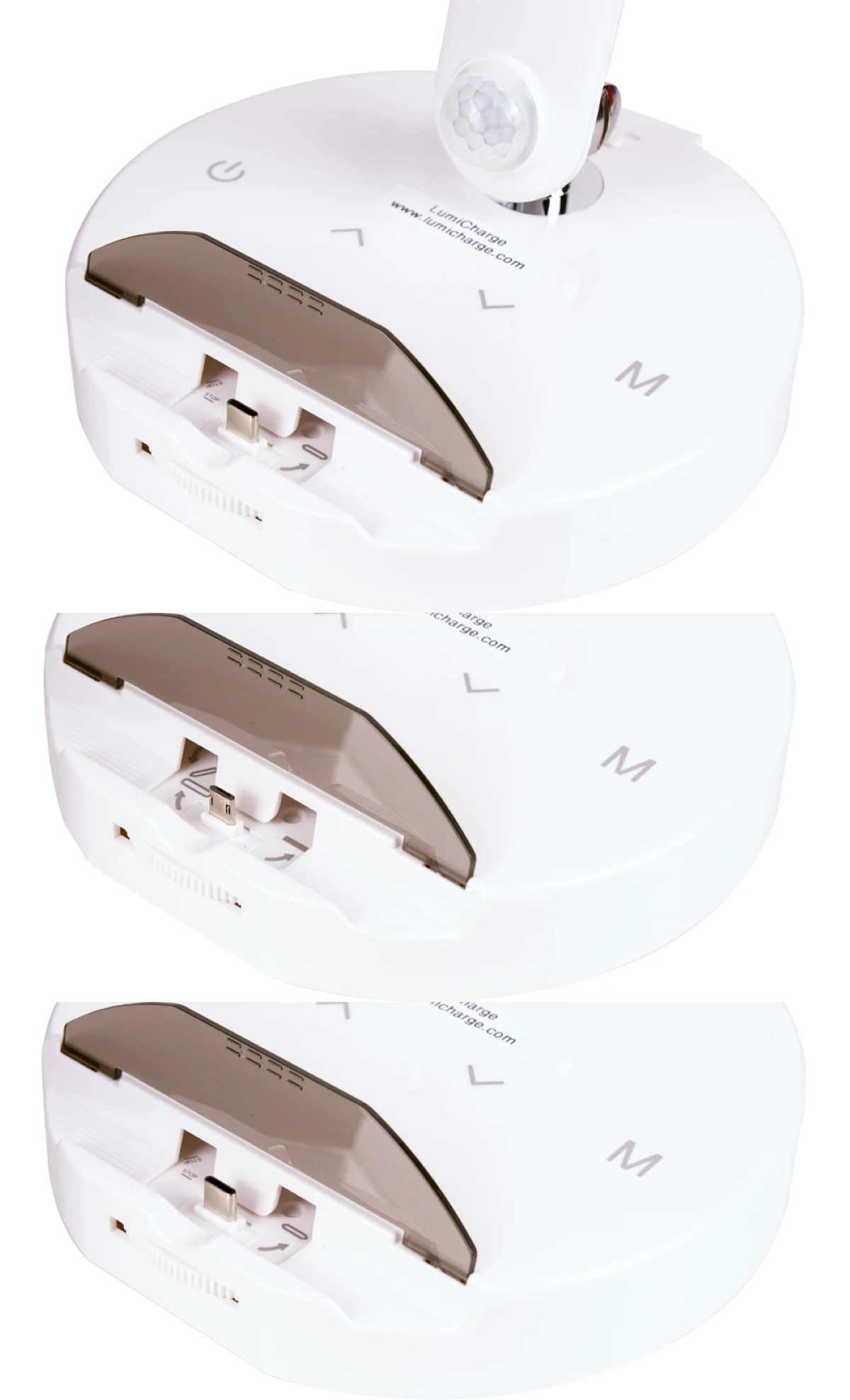 LED Lamp and Universal Phone Dock - Smartphone Charging Dock (1)
