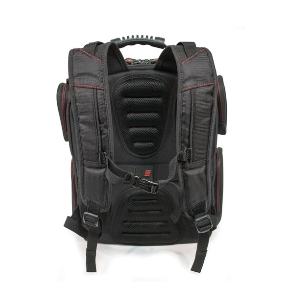 Padded Air-Mesh Shoulder Straps and Back panel