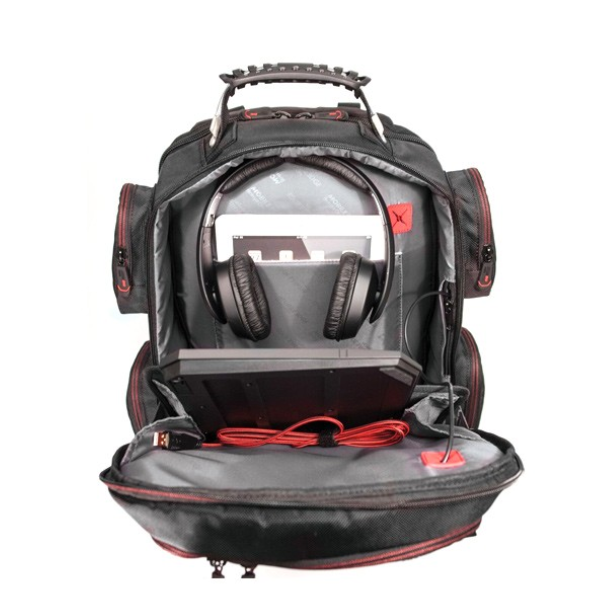 Core Gaming Backpack - All-purpose large pockets