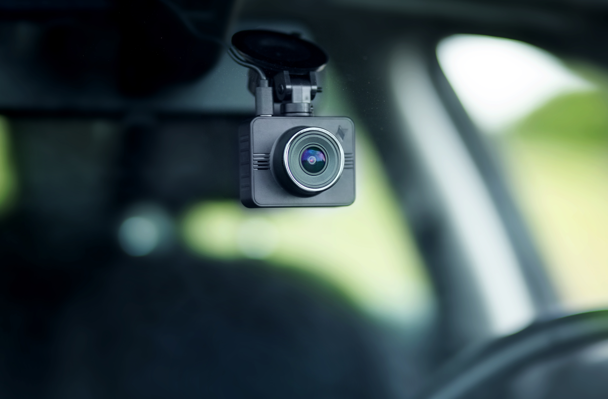 Nexar Beam Dashboard Camera