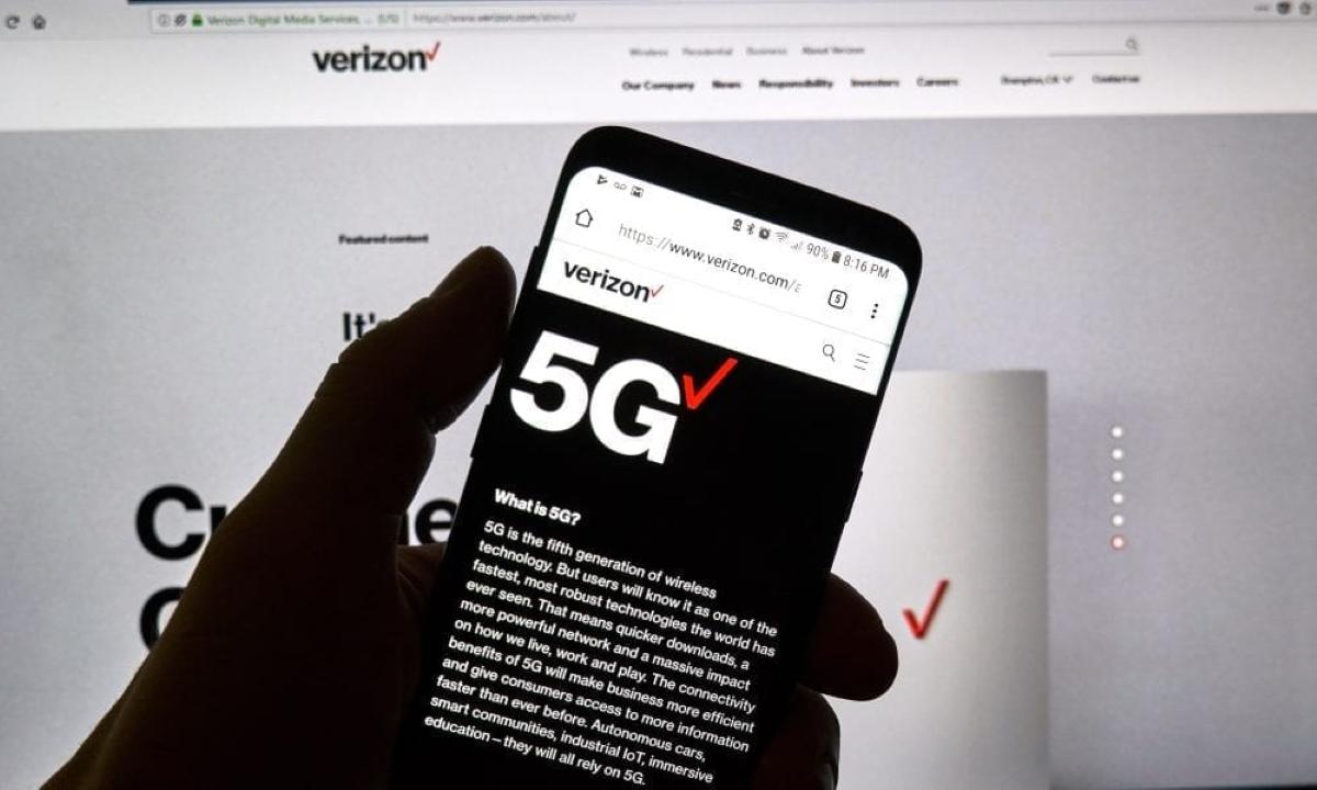 Verizon's 5G Announcement