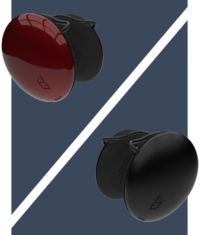 Waverly Labs Ambassador Headphone Interpreter - 2 Different Color Models