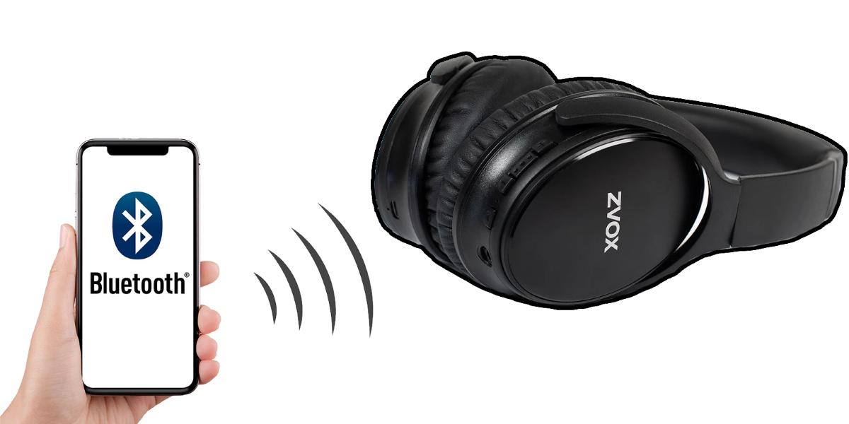 ZVOX AV50 - Bluetooth Connectivity