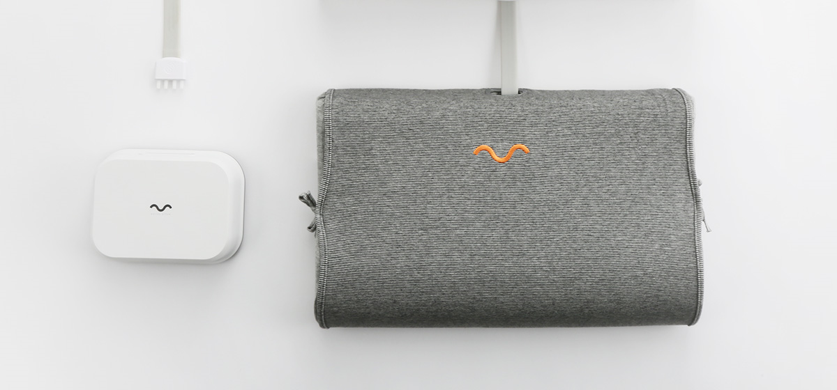Motion Pillow's Smart Solution Box