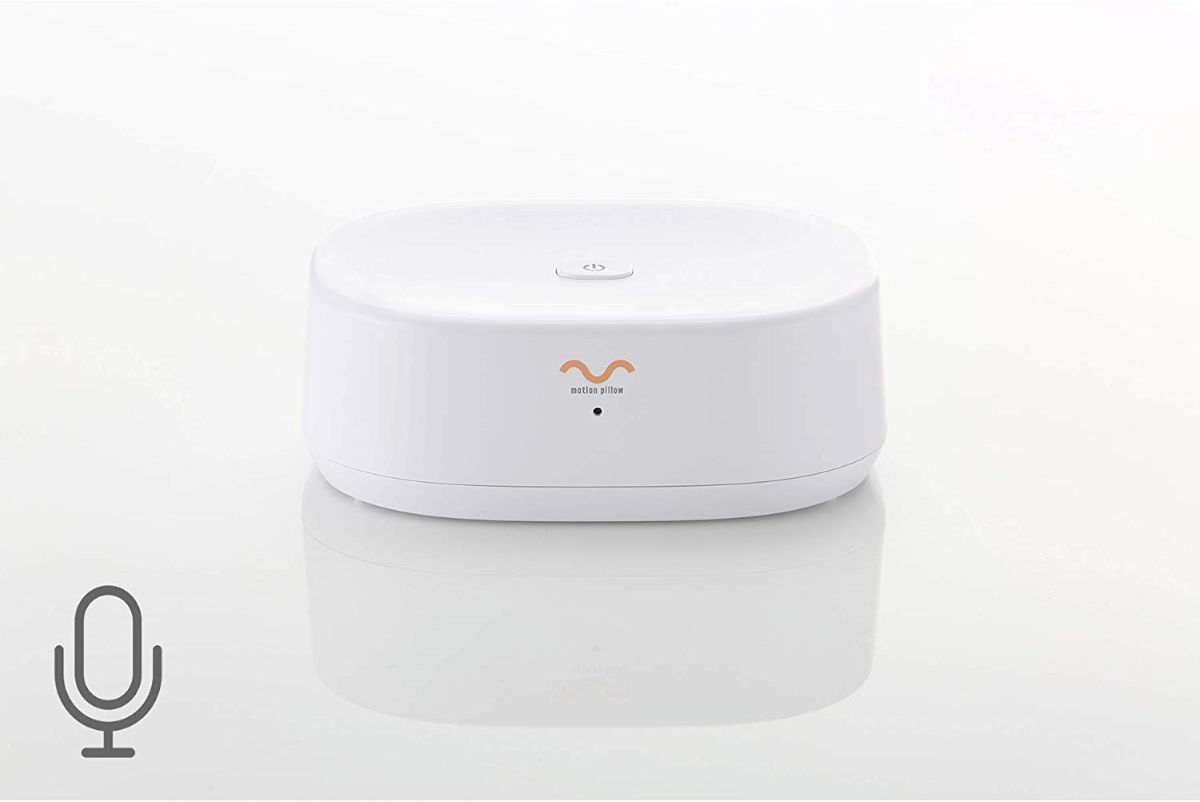 Smart Solution Box with Built-In Smart Sensors and Microphone