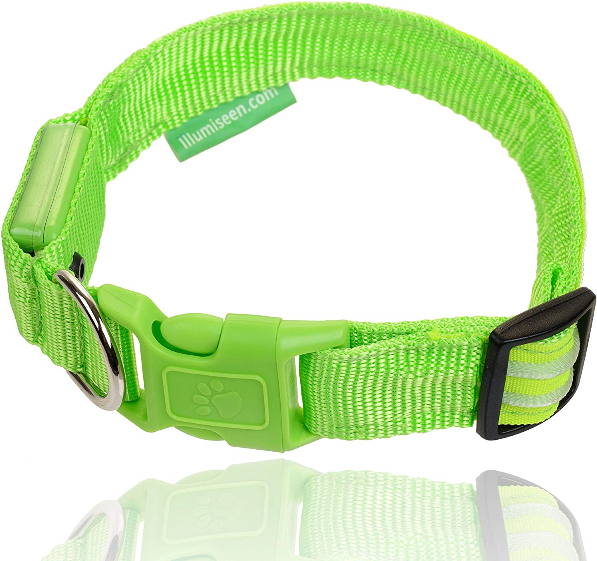 Dog Collar's Convenient & Easy-to-use User-Friendly Clips