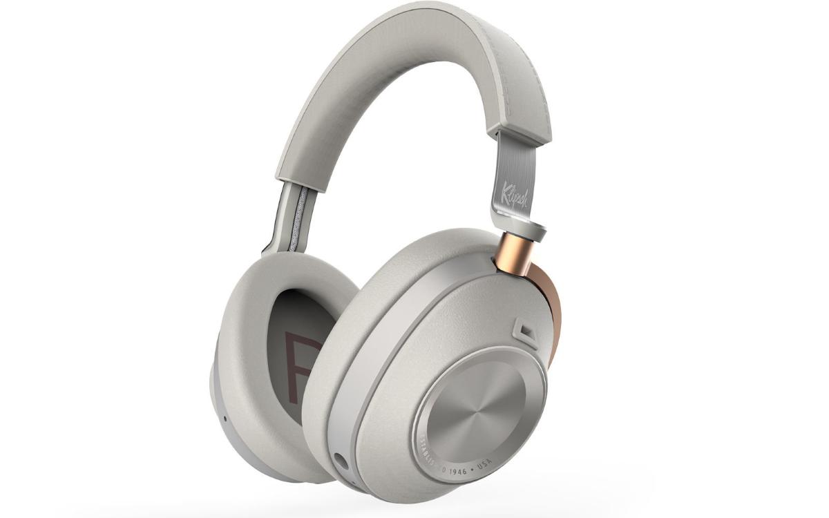 Klipsch Over-Ear Active Noise Cancelling ANC Headphones - Design