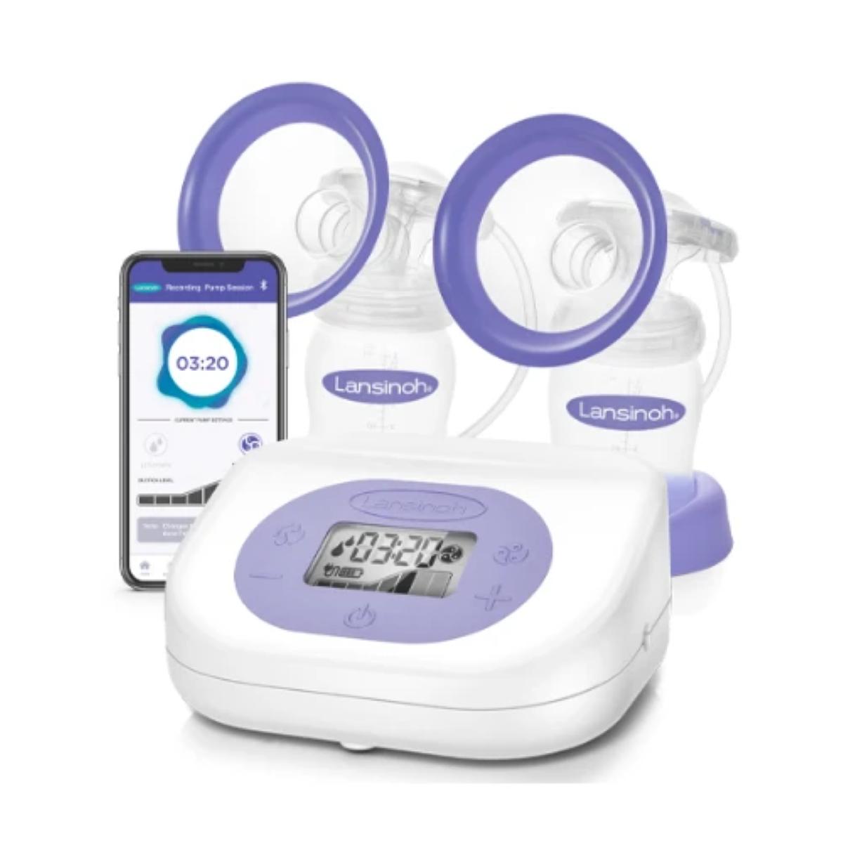 Lansinoh Smartpump 2.0 - Design