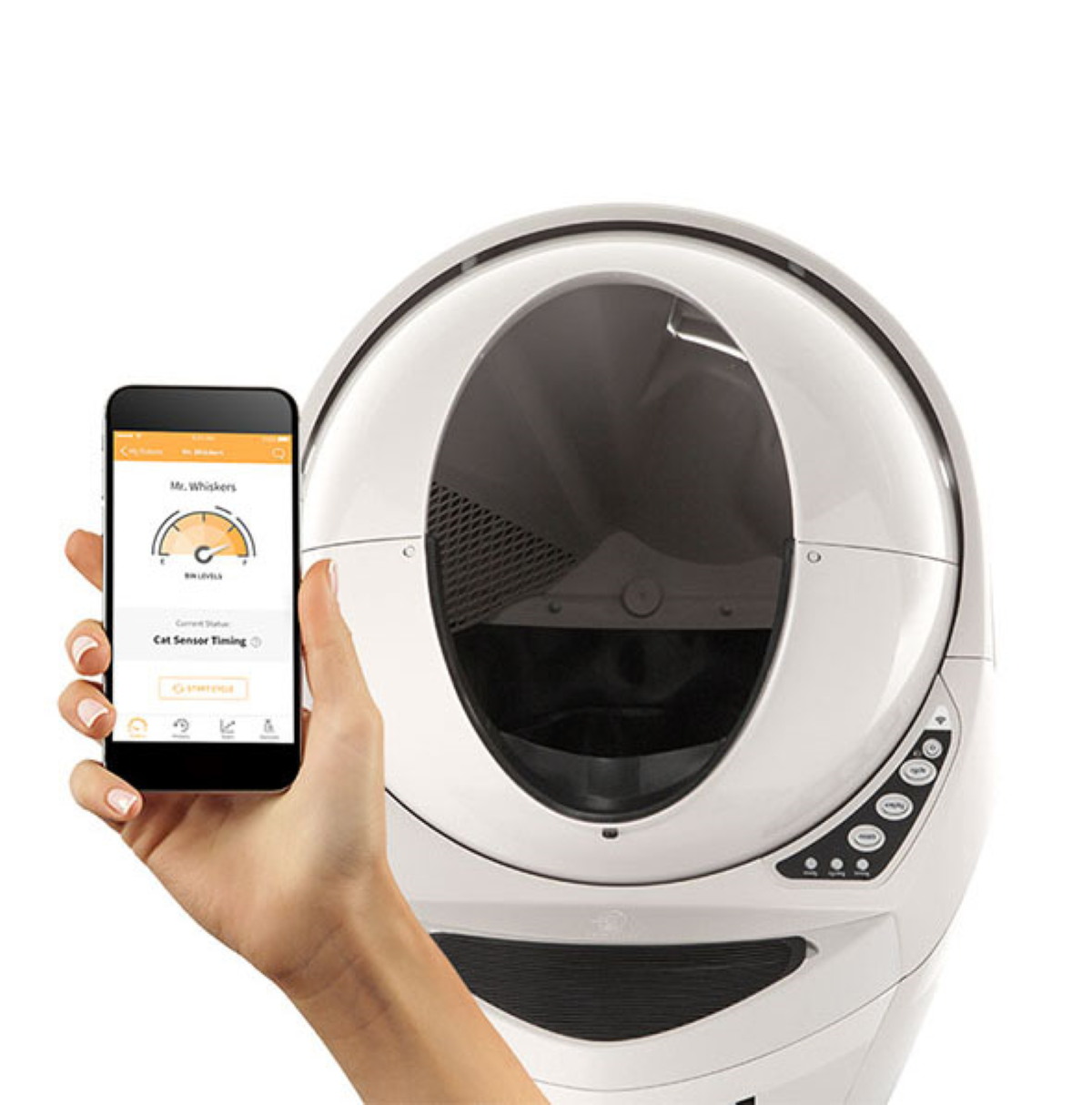 Litter-Robot 3 Connect App