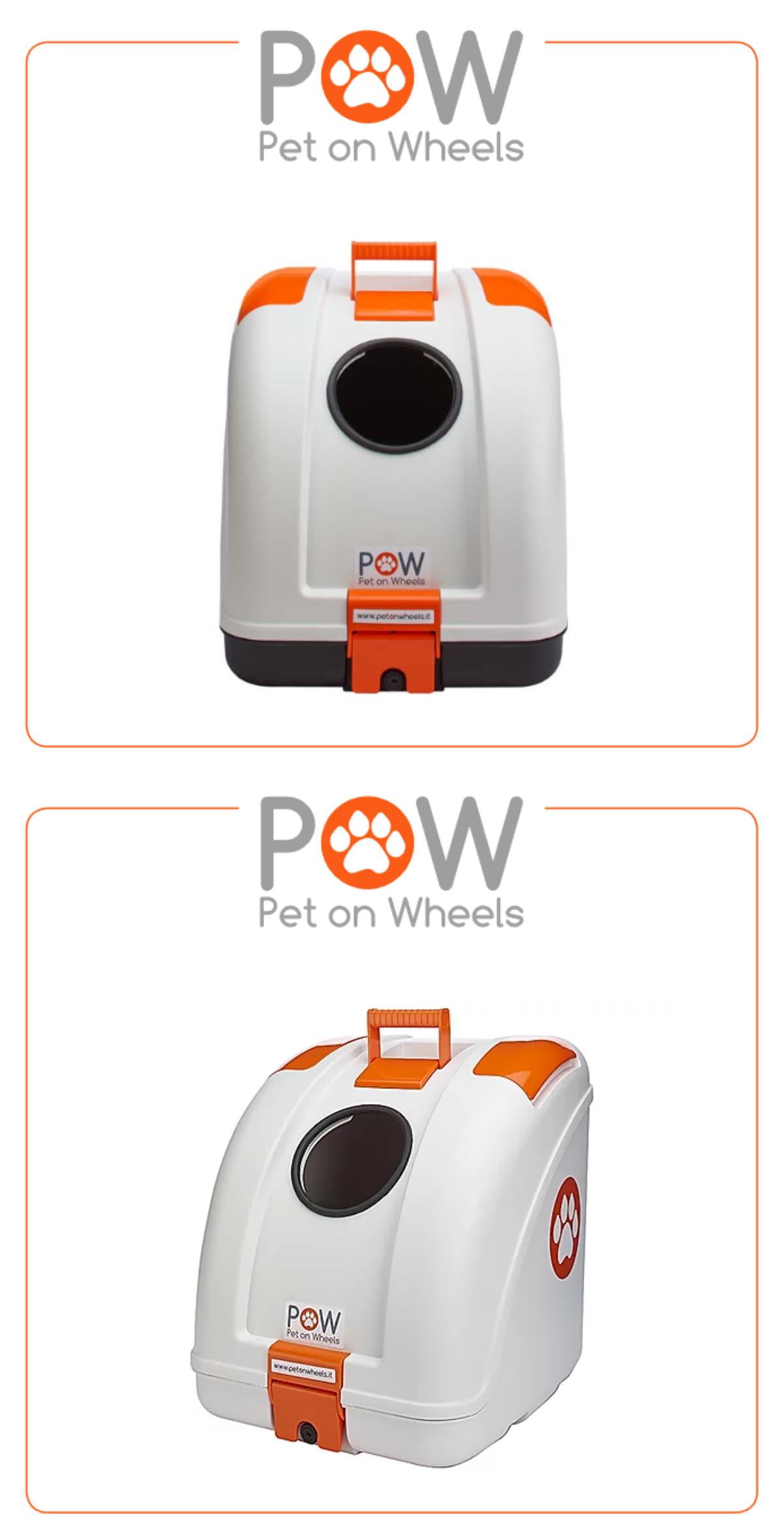 POW Pet Carrier - Design