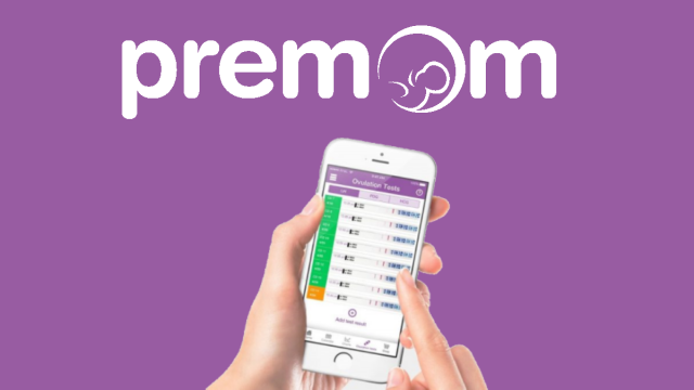Premom Ovulation Calculator App