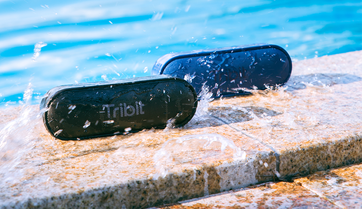 XSound Go - Rated IPX7 Waterproof