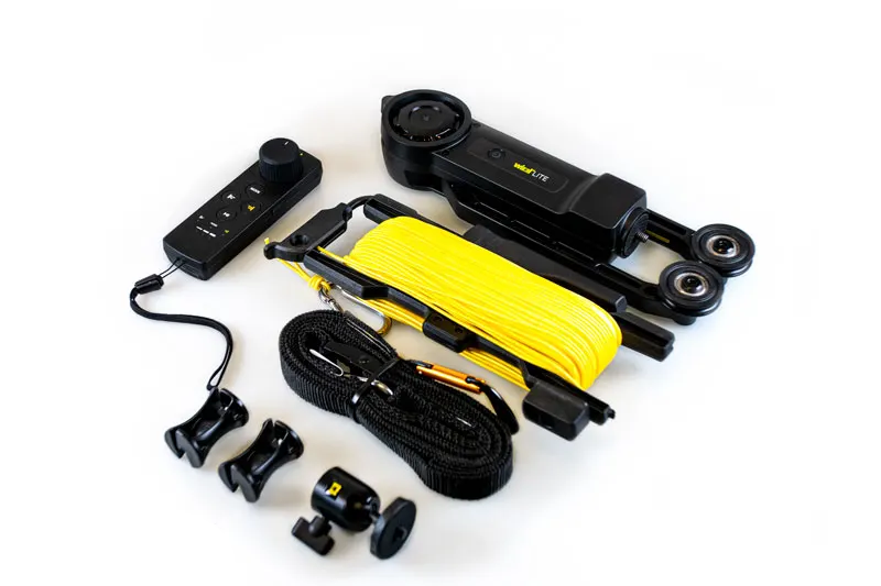 Wiral LITE Cable Cam System - Box Contents