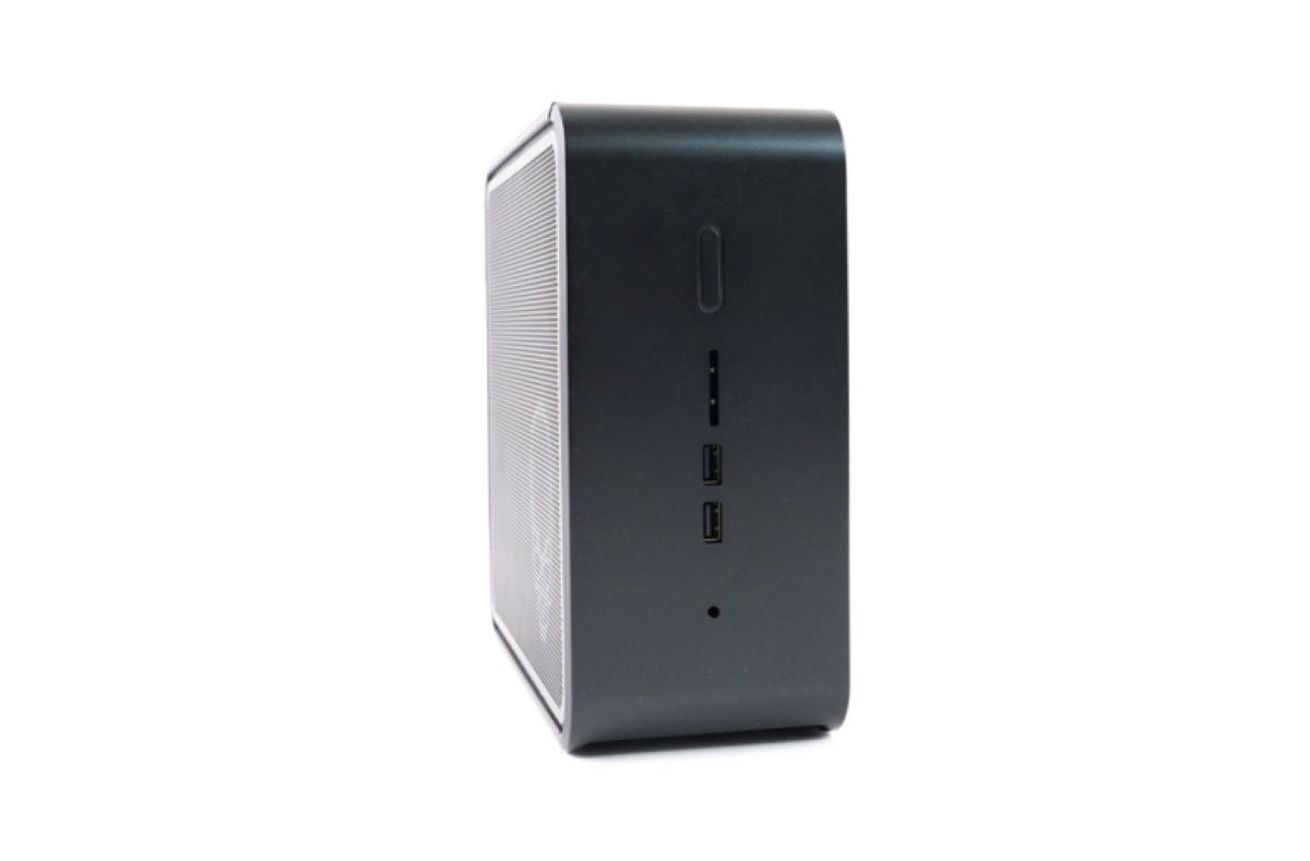 Intel Ghost Canyon NUC - Front Side Ports