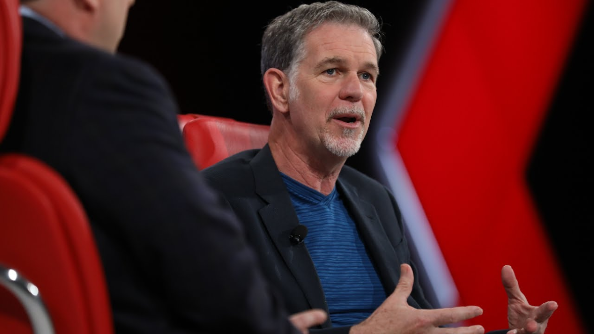 Interview with Netflix CEO Reed Hastings