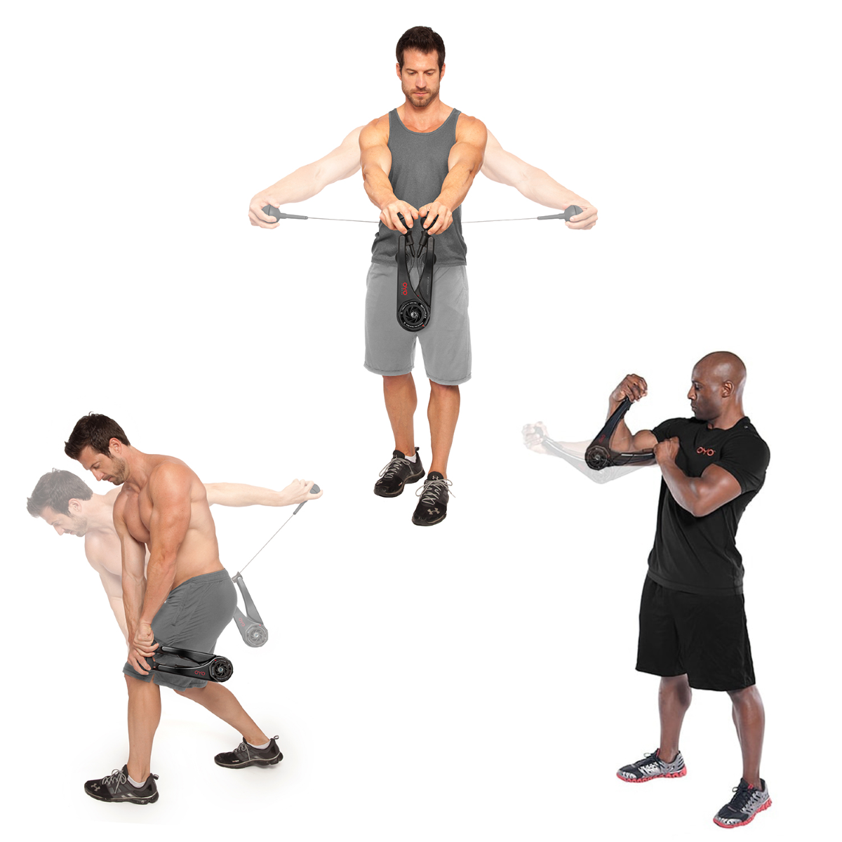 TOTAL BODY WORKOUT: ANYWHERE, ANYTIME