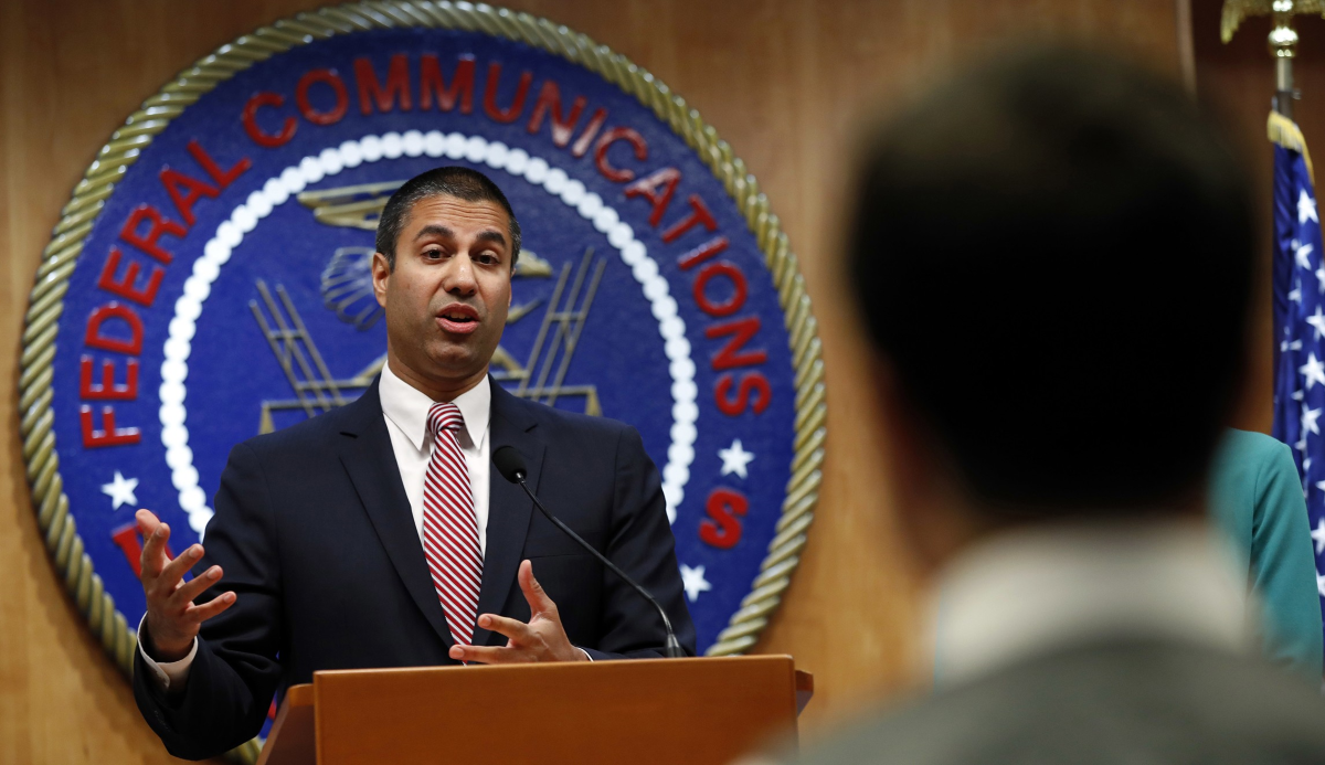 Federal Communications Commission Chairman Ajit Pai