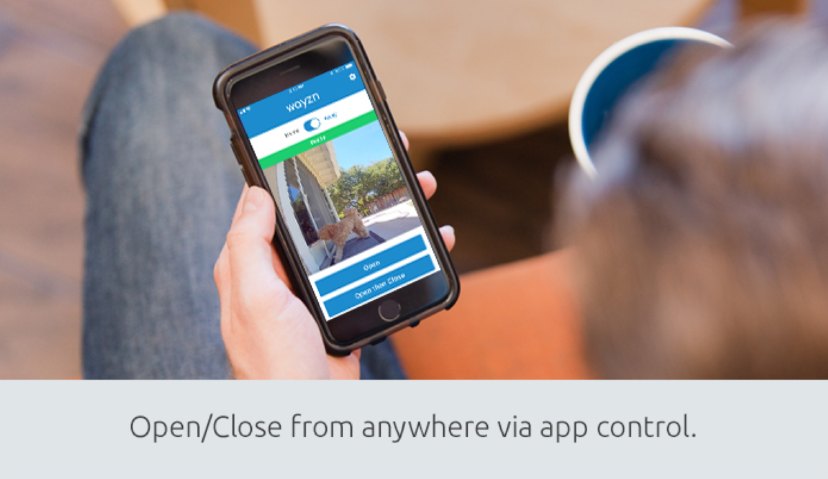 Wazyn - App Controlled