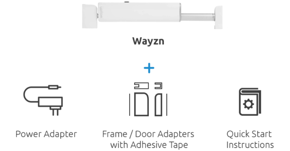 Wazyn - Box Contents