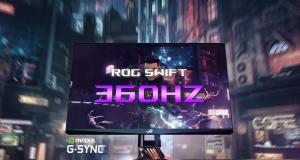 ASUS 360Hz Gaming Monitor