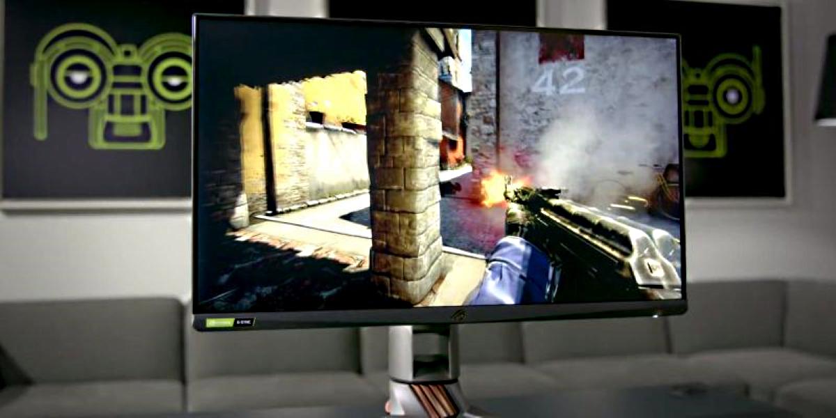 Asus ROG Swift 360Hz Gaming Monitor - Powered by NVIDIA G-SYNC