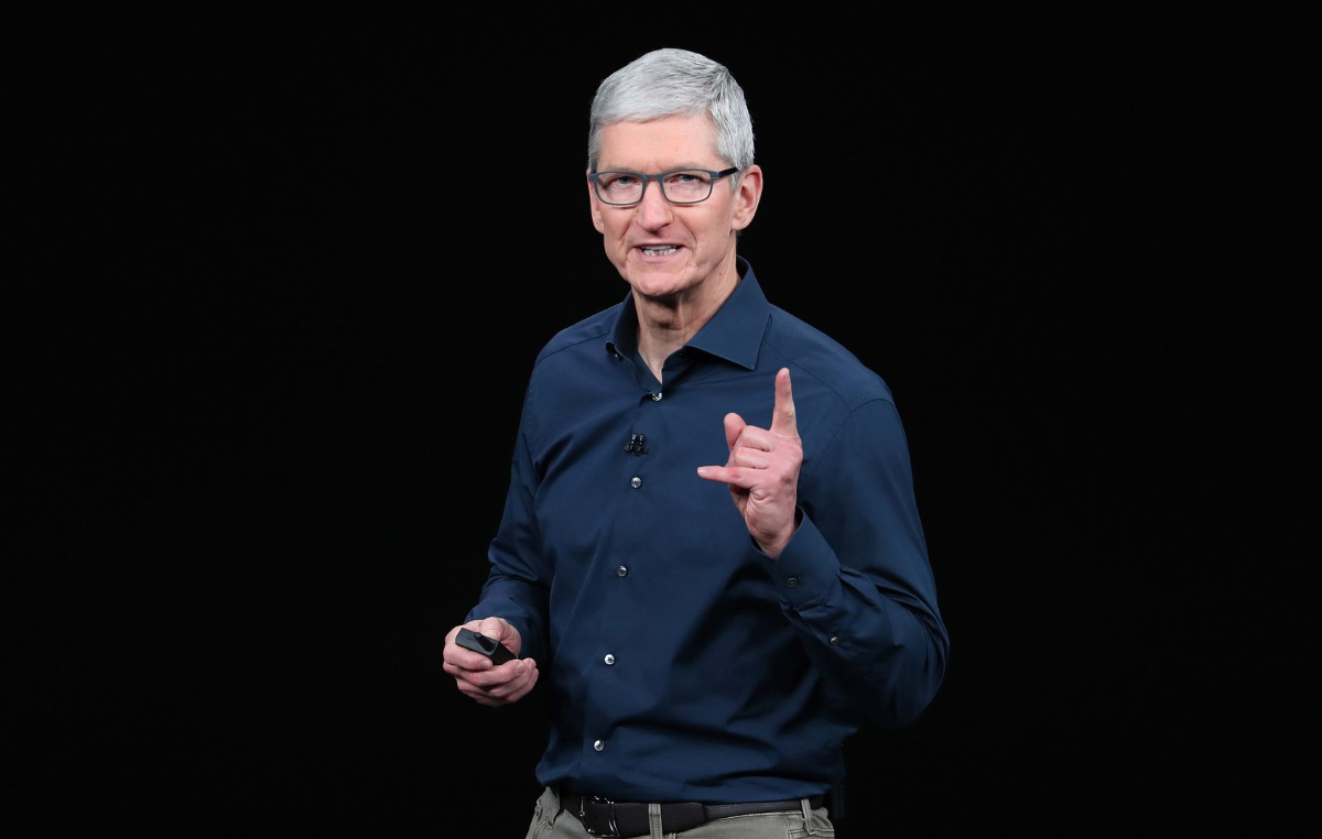 Apple CEO Tim Cook - Constantly reported to be a much better CEO than Steve Jobs ever was
