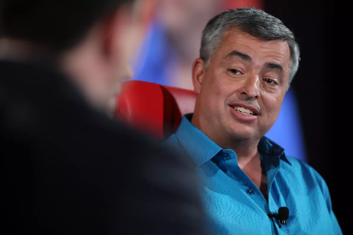 Apple Senior Vice President Eddy Cue