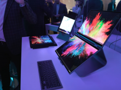 Dell unveiled two foldable laptop prototypes