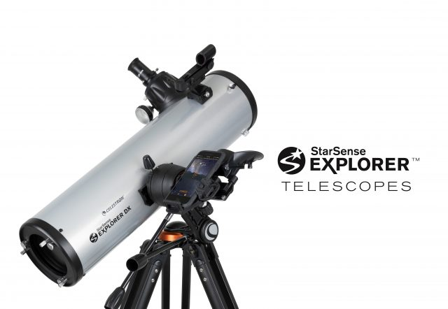 StartSense Explorer Telescopes