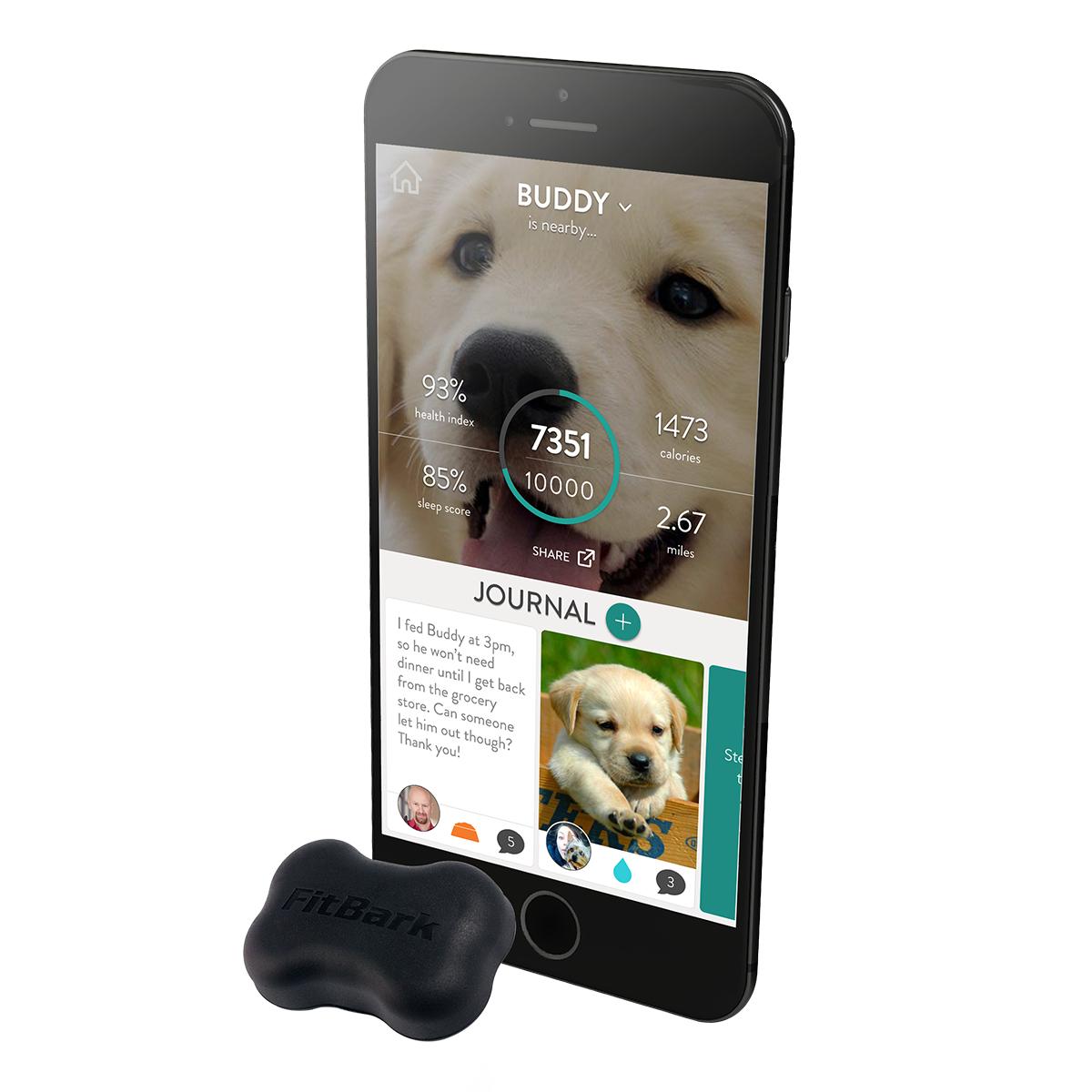 FitBark Dog GPS & Health App