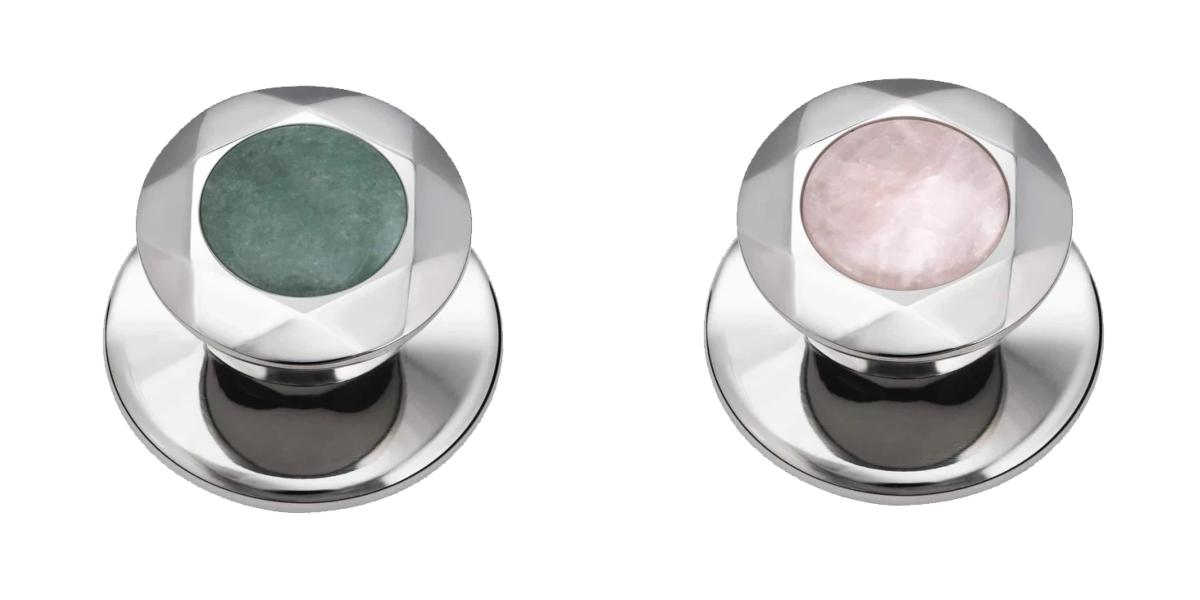 Kairetool Crystal Jade - 2 Different Color Models - Jade & Rose Quartz