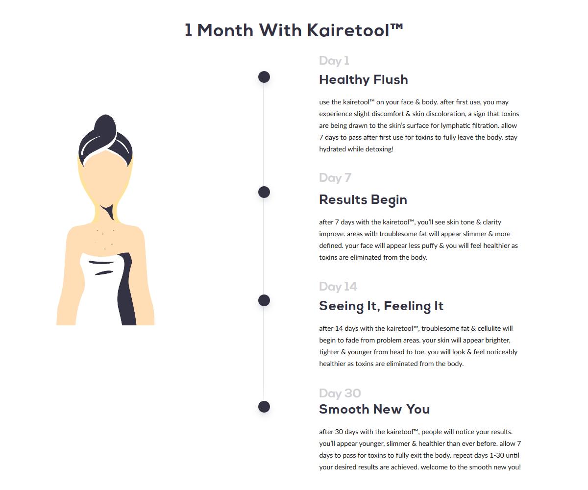 Kairetool Crystal Jade - 1 Month of Use
