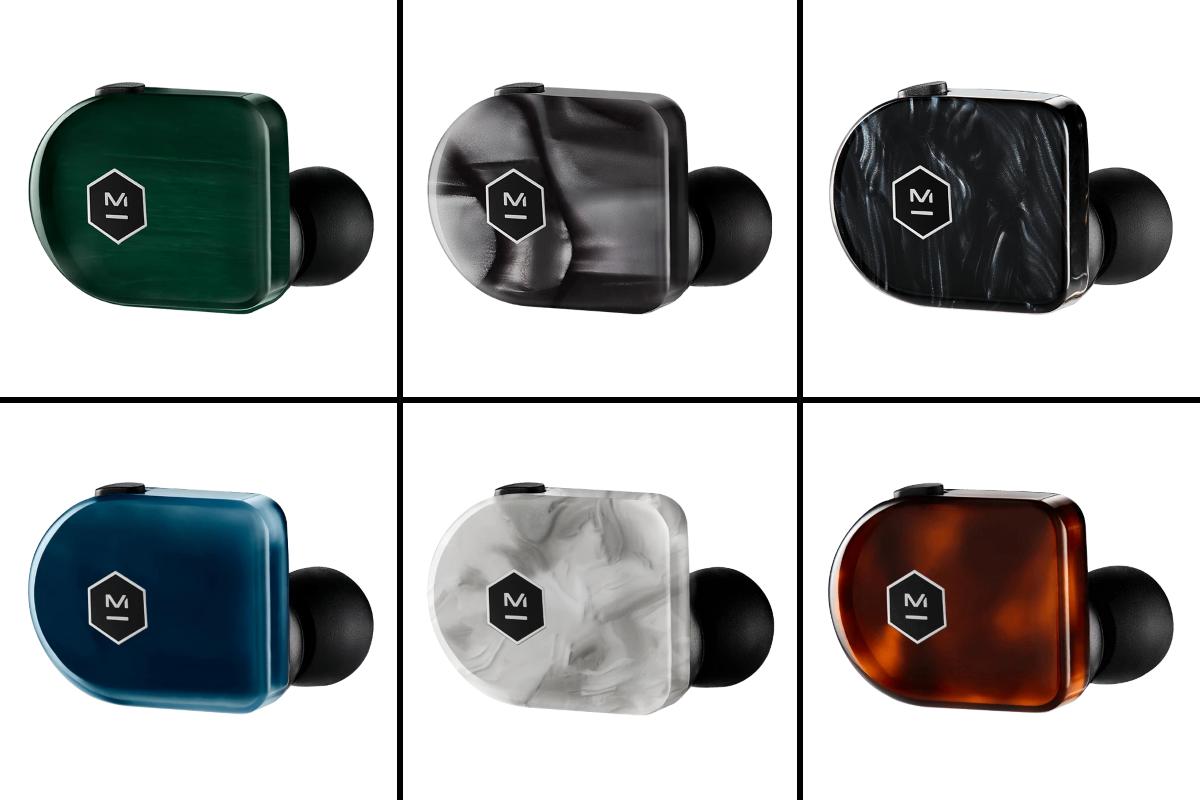 MW07 PLUS Earphones - 6 Different Color Models