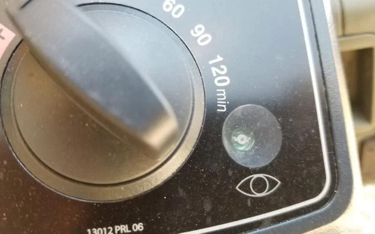 Uncovered UV Light Sensor