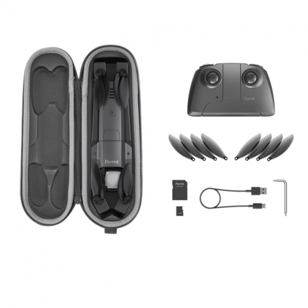 Parrot Anafi 4K HDR Camera Drone - Box Contents