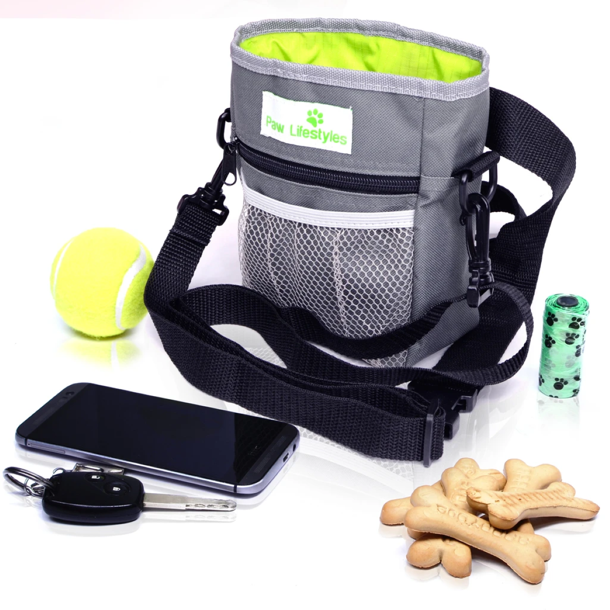 Dog Pouch with tons of Storage Compartments