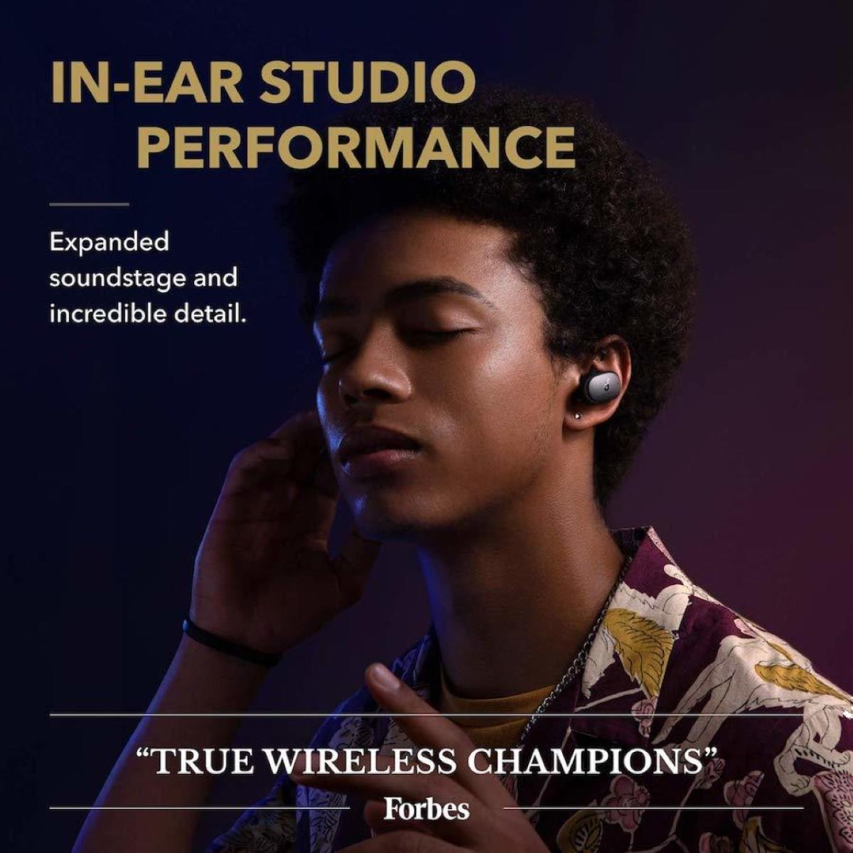 In-Ear Studio Performance