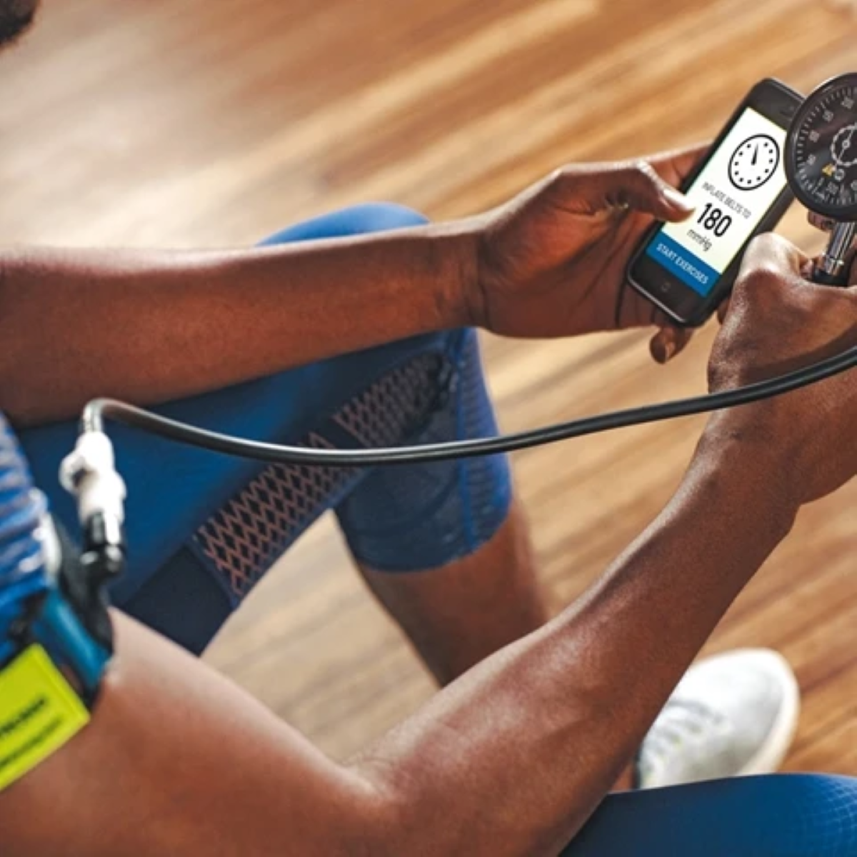BFR (Blood Flow Restriction) TRAINING