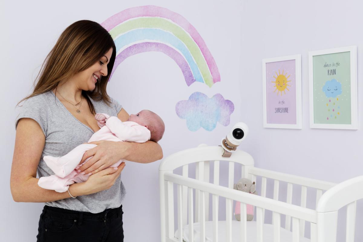 Bella Baby Monitor - Multi-Person Authorization